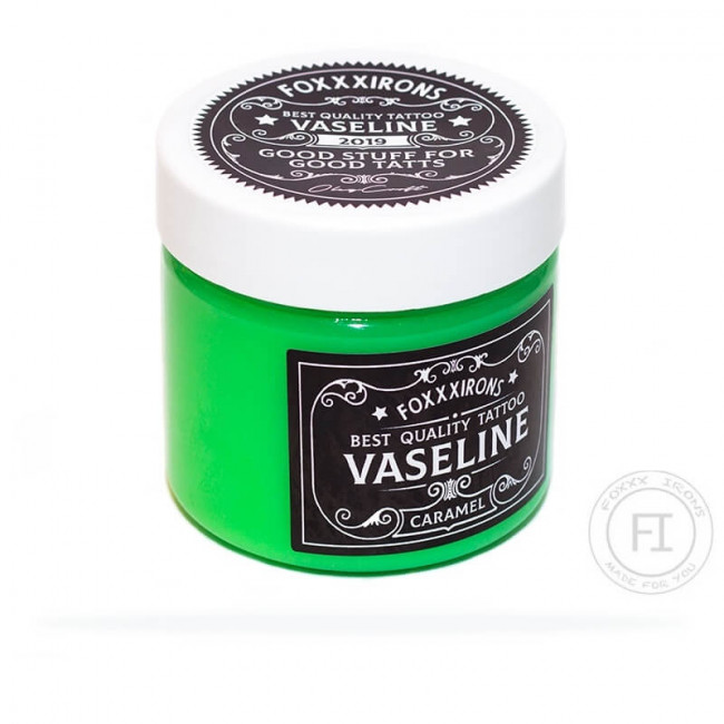 Вазелин Caramel Green