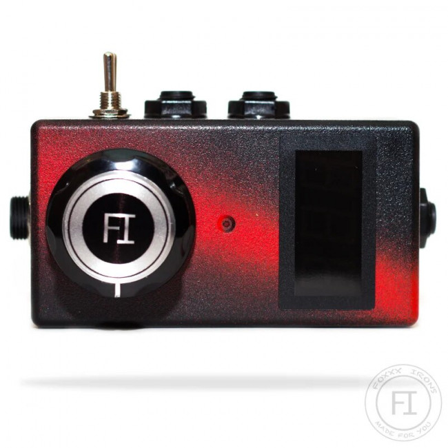 Double Pulse red