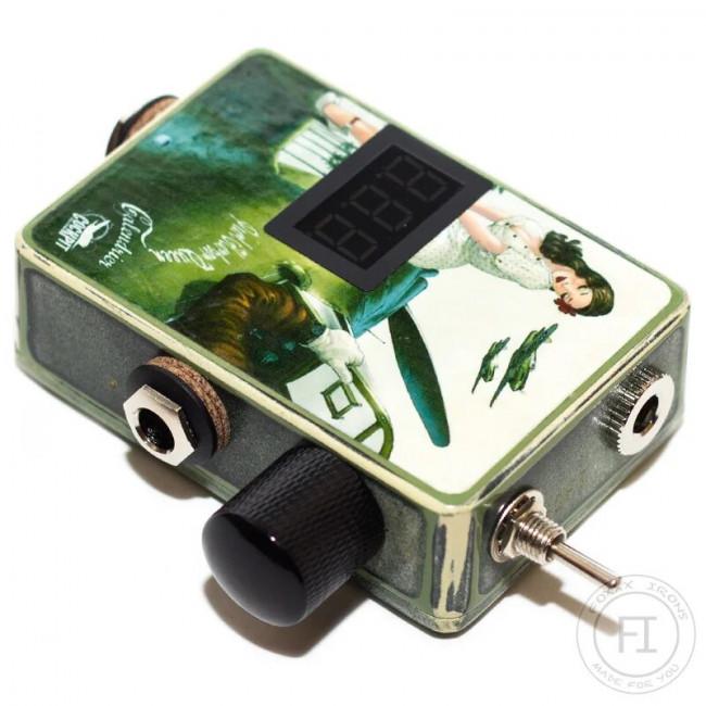 Detonator v.3.1 Pin-up 1